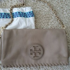 Tory Burch foldover bag